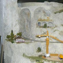 Saint André les Alpes : Le réseau ferroviaire d'Adrien Coullet s'est enrichi