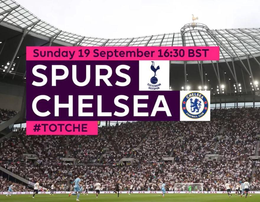 Tottenham / Chelsea : Sur quelles chaînes suivre la rencontre dimanche ?