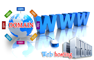 Pengertian Hosting dan domain