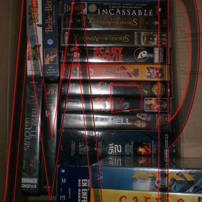Vidéo - DVD - Laser Disc - VHS