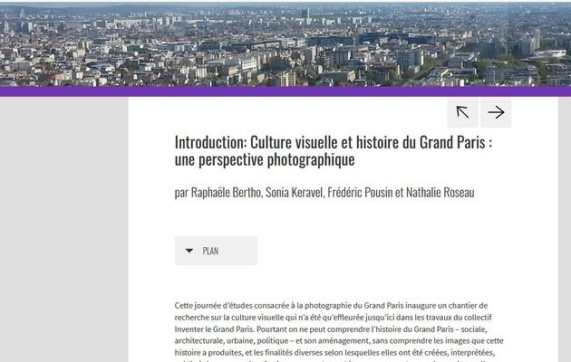Photographier le Grand Paris, un séminaire Inventer le Grand Paris [IGP]