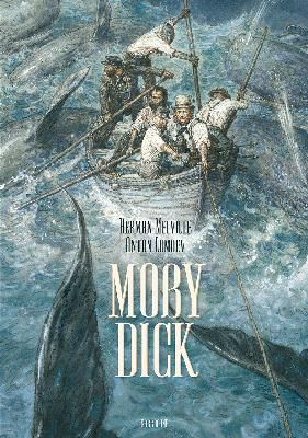 Moby Dick : le chef d'oeuvre d'Anton Lomaev