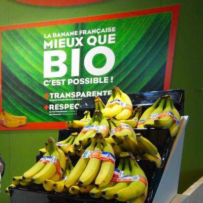 La campagne de publicité des bananes françaises a fait polémique © Que choisir