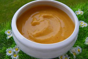 VELOUTE INDIEN (thermomix)