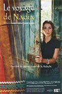 Le voyage de Nadia: cinéma