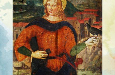 31 Agosto : San Giuliano Ospitaliere di Gustave Flaubert - Preghiera e vita
