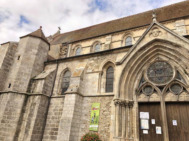 Eglise du XIIIeme Rosay en Brie