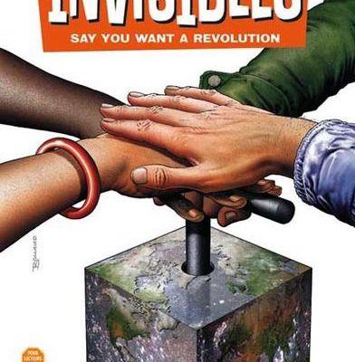 La couv' d'Invisibles 1