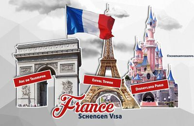 About 80% Decrease in Number of Visas Issued by France in 2020