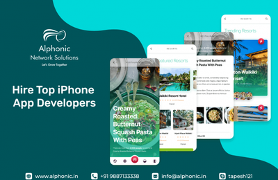 You Need an iPhone App Development Company Now