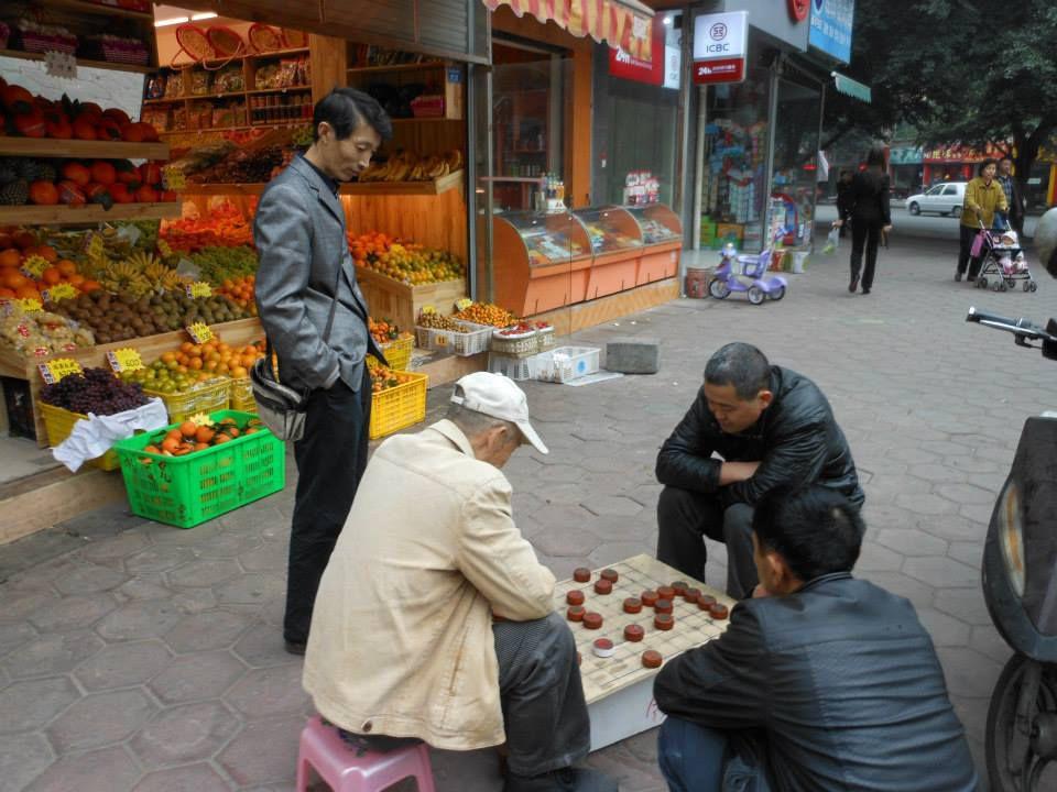 Chengdu. Sichuan. Sept. 2011. © Jean-Louis Crimon
