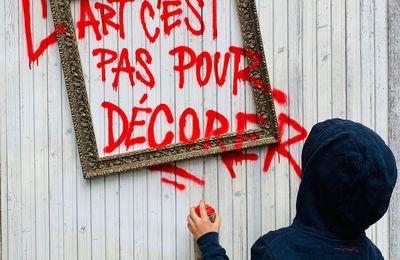 Onemizer : L'Art c'est pas pour décorer