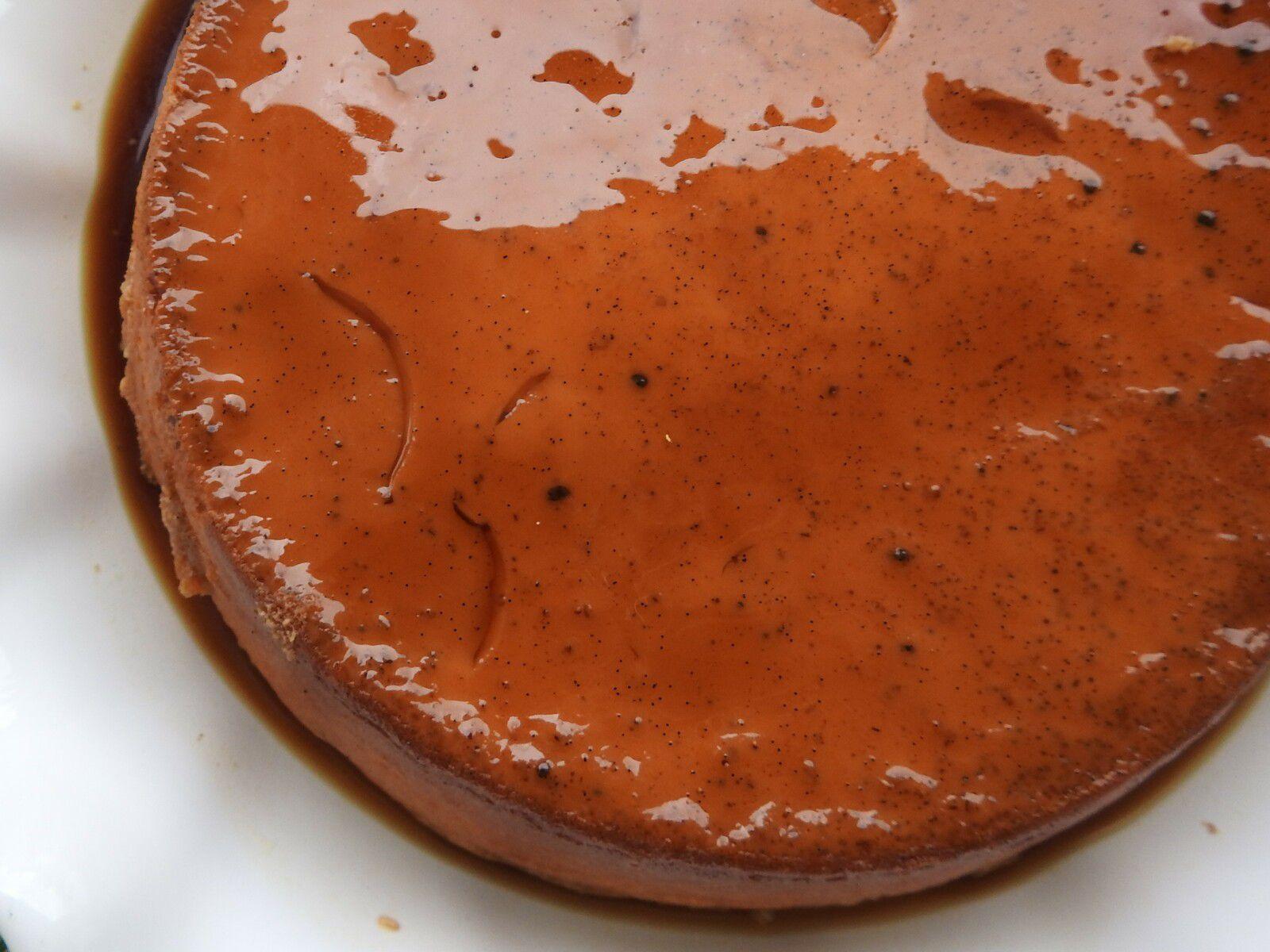 FLAN PORTUGAIS  (cookéo et thermomix)