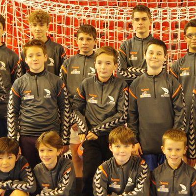 Section sportive scolaire handball St Paul Cherbourg saison 2019 2020