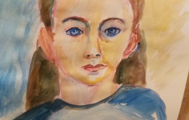Portraits d'enfant à la médiathèque le 4 mars