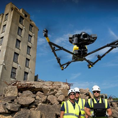 New drone pilot 'combined' course