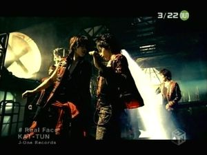 [Living on the edge] KAT-TUN - Real Face