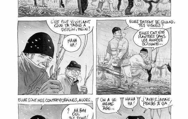 Les Ignorants d'Etienne Davodeau