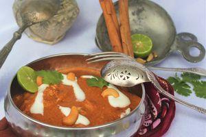 Butter Chicken ou Murgh Makhani ~Inde~