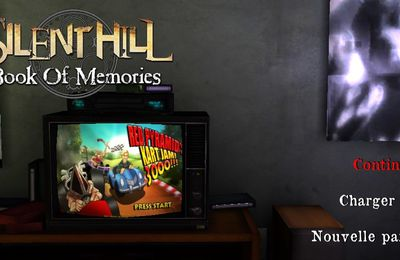 [Test] Silent Hill : Book of Memories (PS Vita)