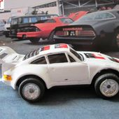 PORSCHE TURBO MCTOY - MODELE INCONNU - car-collector.net