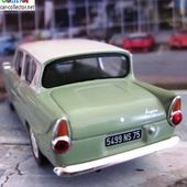FASCICULE N°72 FORD ANGLIA FASCINANTE 1962 1/43 IXO - car-collector.net
