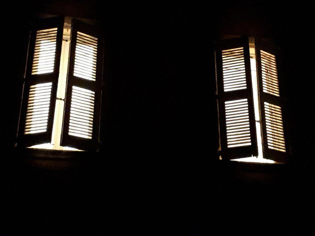 De nuit...