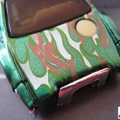 SYD MEAD'S SENTINEL 400 LIMO HOT WHEELS 1/64 - car-collector.net