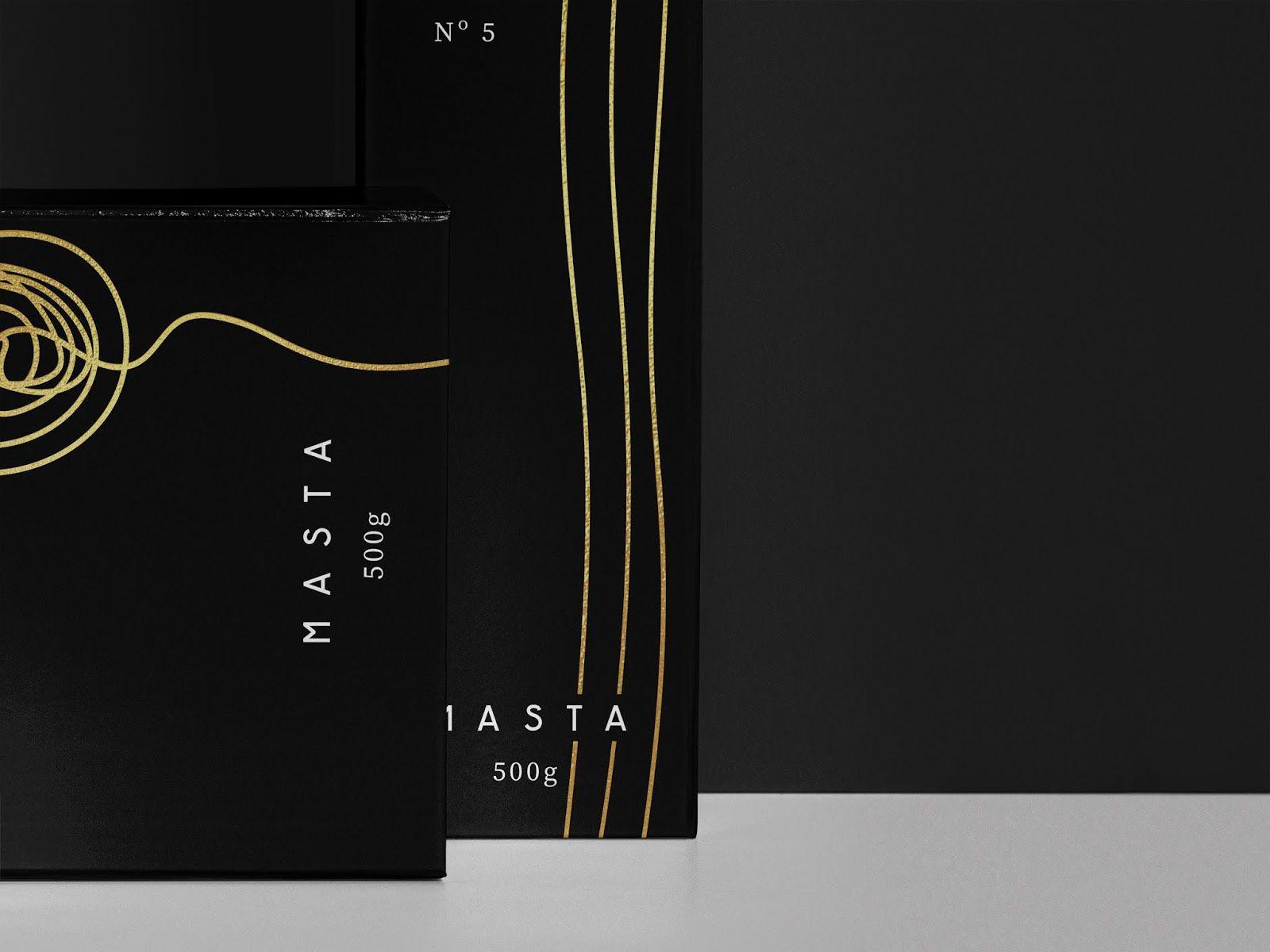 Masta (pâtes) I Design (concept) : Mariana Beck, Brésil (février 2021)