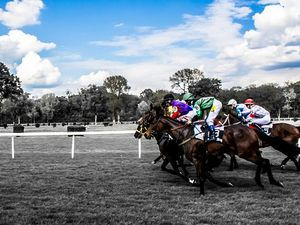 16 Avril 2018  CHANTILLY  R1-C1 Plat