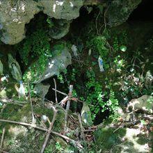 Balade à la fontaine de la Vierge depuis Orsanco AA