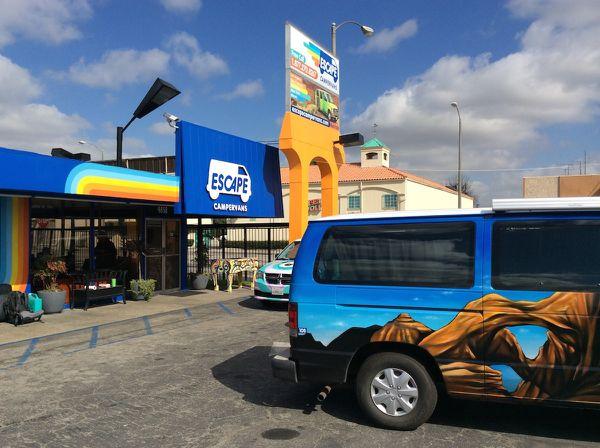 The road trip - Santa Barbara et Port Mugu