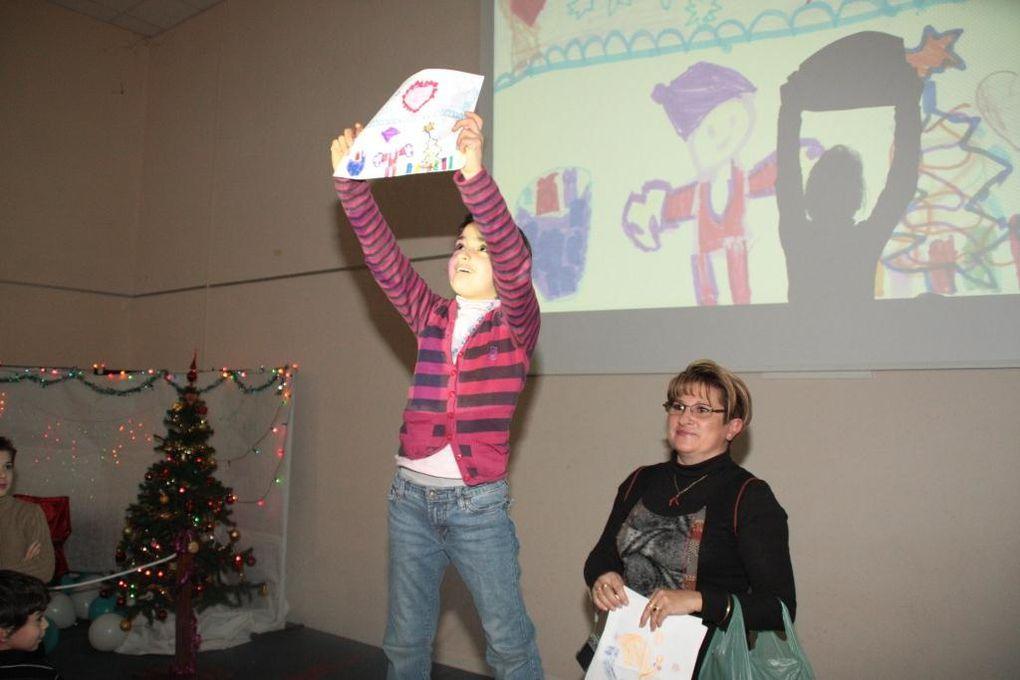 Concours de dessin pour Noël
