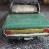 MB36-c. OPEL DIPLOMAT VERTE MATCHBOX SERIES LESNEY - car-collector.net