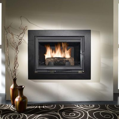 C800R Wood Burning Fireplace
