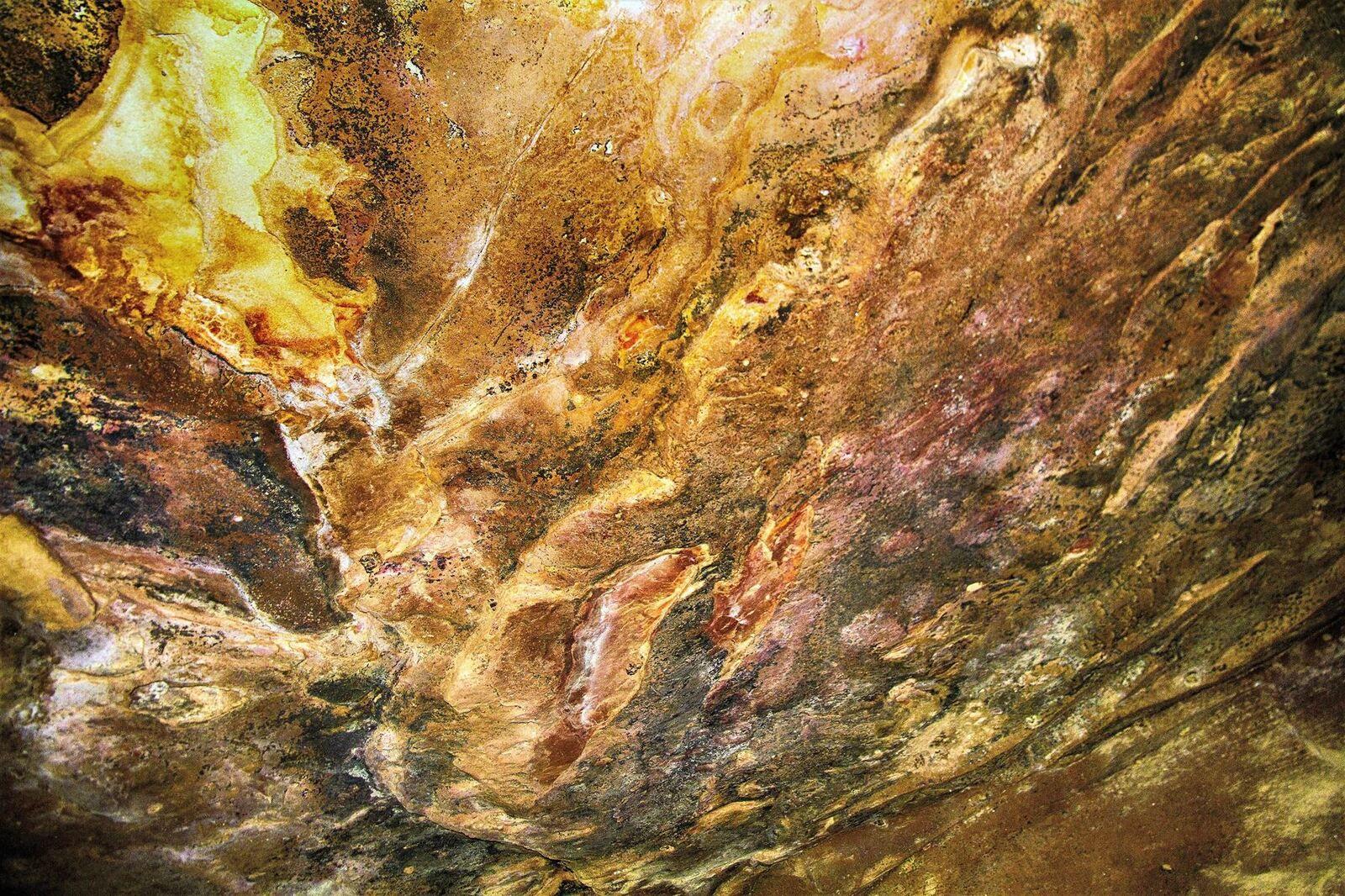Grottes et autres fantaisies de la nature