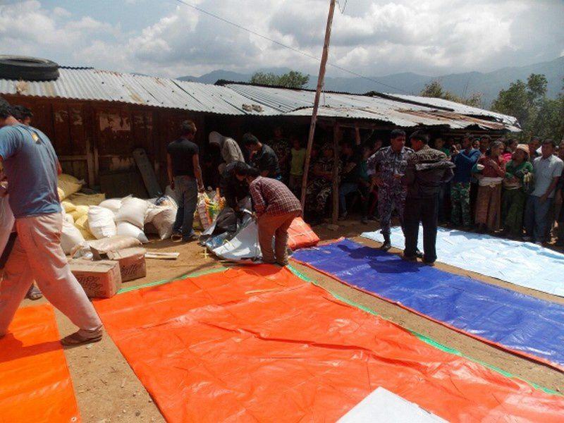 Séisme: aidons le Népal