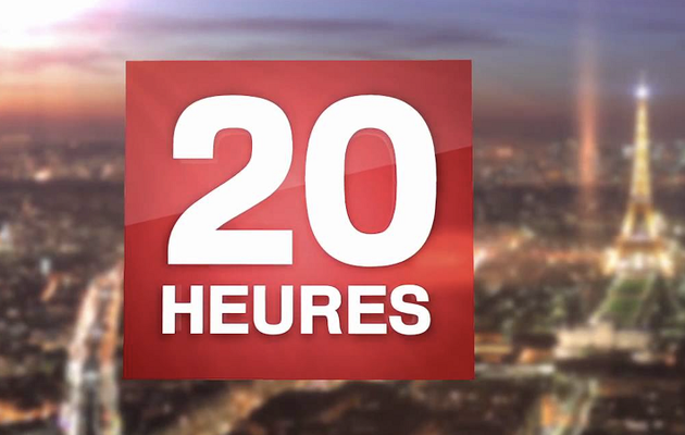 Jean-Louis Borloo invité du Journal de 20 heures de France 2 ce jeudi soir