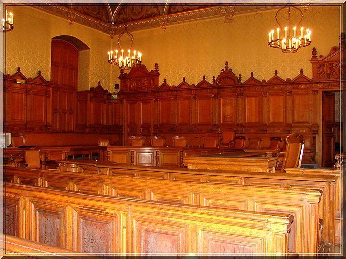 Diaporama palais de justice à Paris