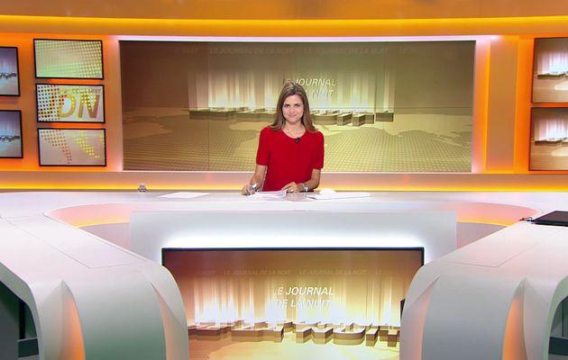 MARGAUX DE FROUVILLE pour LE JOURNAL DE LA NUIT le 2016 06 02 sur BFM TV