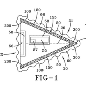 """US Navy Patent Describes EM Drive For """"Flying Triangle"""" Craft"""