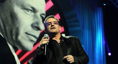 Bono - Power Of Love Gala -MGM Grand Garden Arena -Las Vegas - 13/04/2013