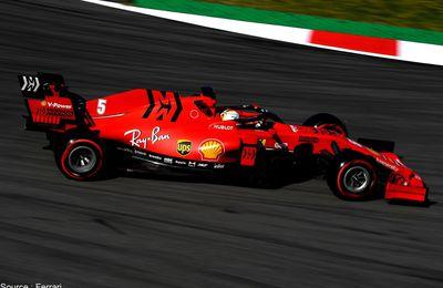 La FIA n'a pas pu prouver que le moteur Ferrari était illégal