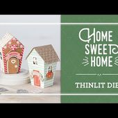 Home Sweet Home Stamp Set and Framelits by Stampin' Up!