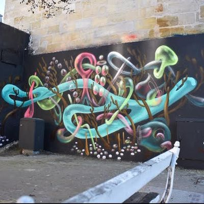 Les Murs de Los Angeles aux Chartrons