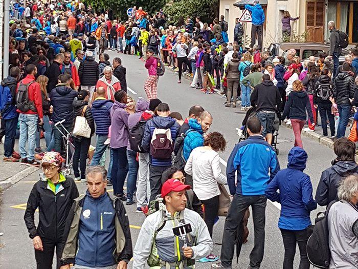 Ultra Trail du Mont Blanc 2017
