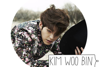 [SA2017: à l'honneur, aujourd'hui] Kim Woo Bin 김우빈