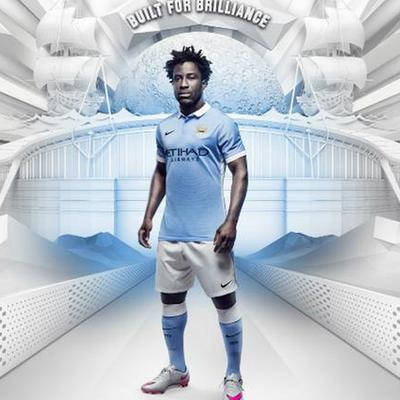 camiseta Manchester City 2016 primera