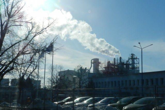 Usine de détergents Unilever de Ploiești en Roumanie