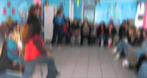 """""""Sala Cuna y Jardín Infantil """"Cantarrana"""" - 2011"""" - Vidéo tournée dans les locaux du Jardin d'enfants de Cantarrana loués (avec l'aide de l'AFAENAC) suite au séisme du 27/02/10"""